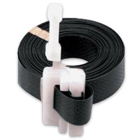 "Pre-Cut Strapping - 1/2"" x 17', Pack of 500 - StaplermaniaStore"