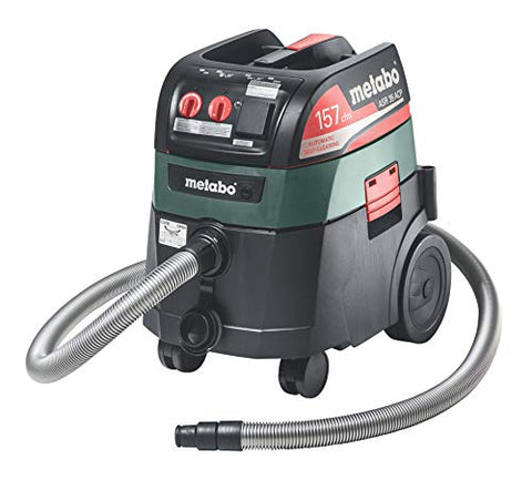 Metabo ASR 35 AutoCleanPlus 11 AMPS 9 Gallon AutoClean HEPA All-purpose Vacuum Cleaner 137 CFM (602057800)