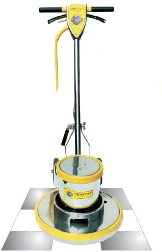 "Mercury H-21E 21"" Hercules Floor Machine, 175 RPM, 1.5 HP - StaplerManiaStore"