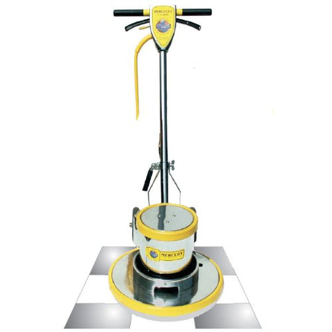 Mercury: Hercules 17in - 1.5hp - 175rpm - Floor Machine - StaplerManiaStore