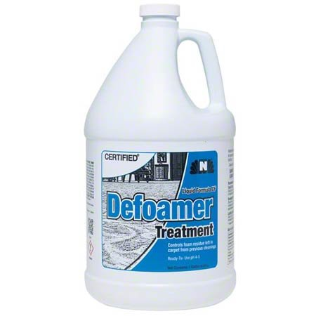 Nilodor Certified Carpet Defoamer 1 Gallon - StaplerManiaStore