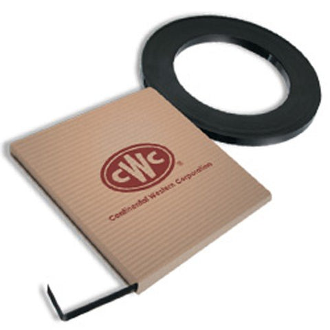 "Steel Strap - Mini Coils - 1/2"" X 200'.02 Thickness, Painted/Waxed Finish, 1223 lbs Tensile (1 Coil) - CWC-177202"