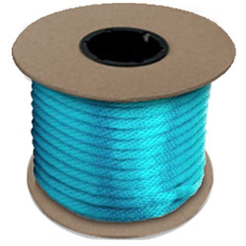 "Halter - Lead Rope - Teal - Braided - MFPP 5/8"" x 200', 2300 lbs Tensile (1 Spool) - CWC-115414 - StaplerManiaStore"