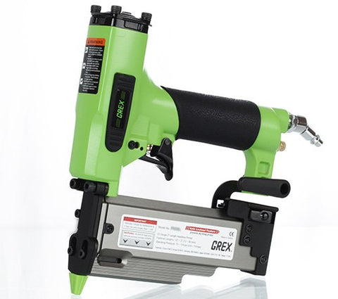 Grex P650L 23-Gauge 2-Inch Headless Pinner with Lock-Out - StaplerManiaStore