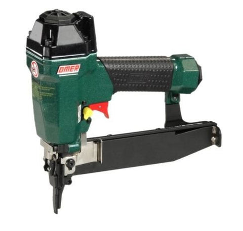 "OMER 90.38 5/8"" - 1-9/16"" 18 GAUGE NARROW CROWN STAPLER - StaplerManiaStore"