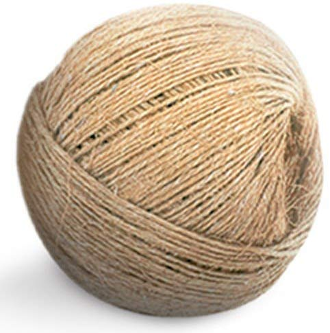 Sisal Twine Balls - 1-Ply, Natural (Pack of 12 balls) - StaplerManiaStore