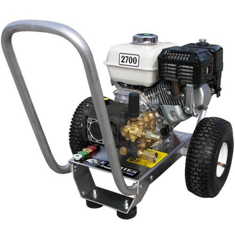 Pressure Pro E3027HA Heavy Duty Professional 2,700 PSI 3.0 GPM Honda Gas Powered Pressure Washer With AR Pump