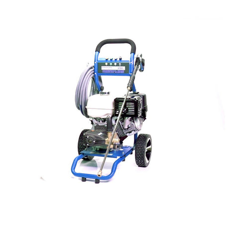 Pressure Pro PP4240H Dirt Laser Washer, Blue/Black/Silver - StaplerManiaStore