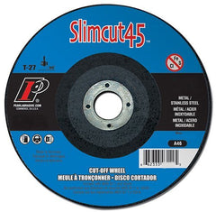 "Pearl 6"" x .045 x 7/8"" Depressed Center Cut-Off Wheels (Pack of 25) - StaplerManiaStore"