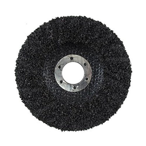 Pearl Abrasive Turbo-Cut Disc, 16 Grit, Clean and Prep 4-1/2 Wheel HSP4516 by Pearl Abrasives - StaplerManiaStore