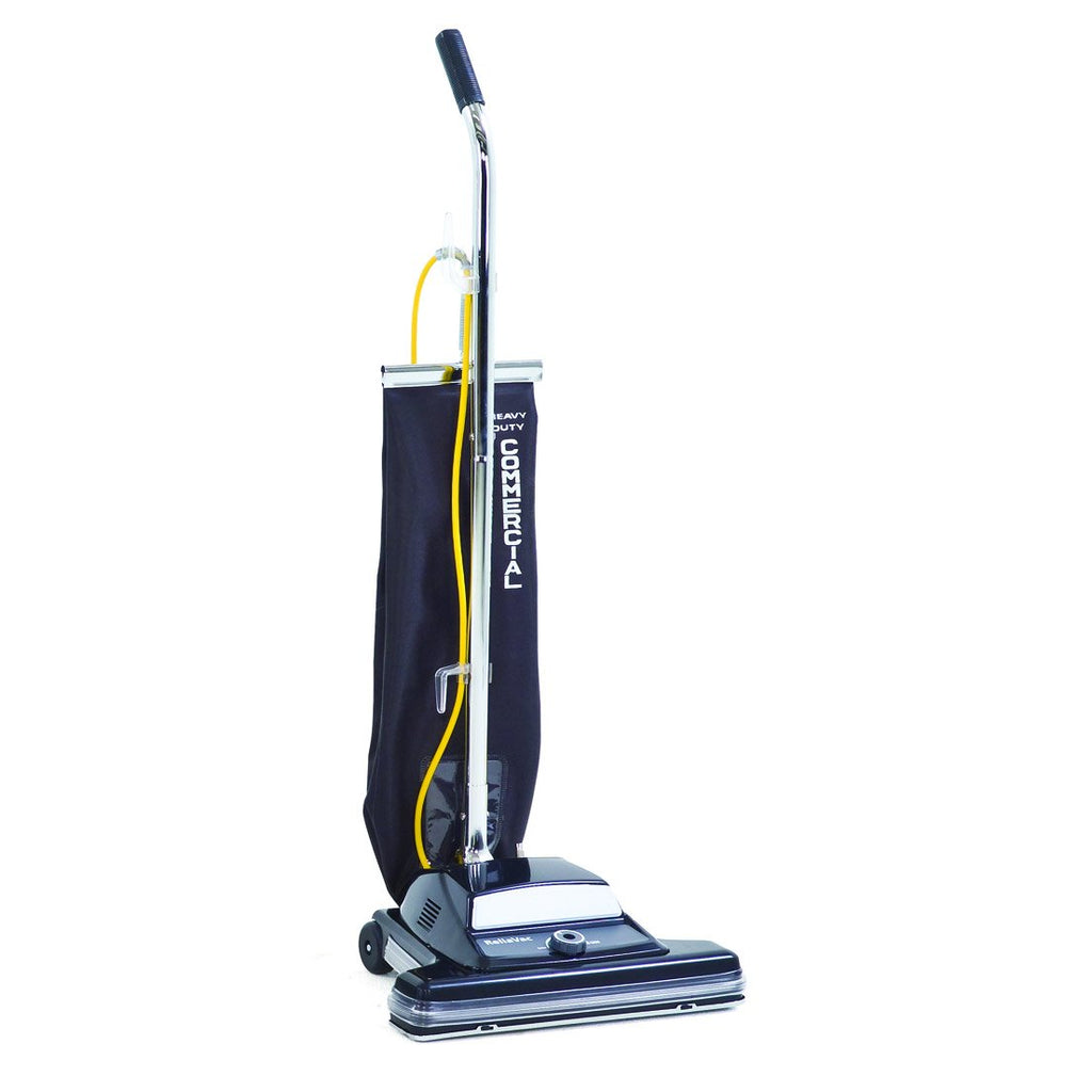 Advance ReliaVac 16 HP Single Motor Commercial Upright Vacuum 16 Inch - StaplerManiaStore