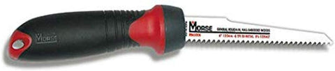 MK Morse JSHRBC01 Job Saw Handle with 6-Inch Reciprocating Saw Blade - StaplerManiaStore