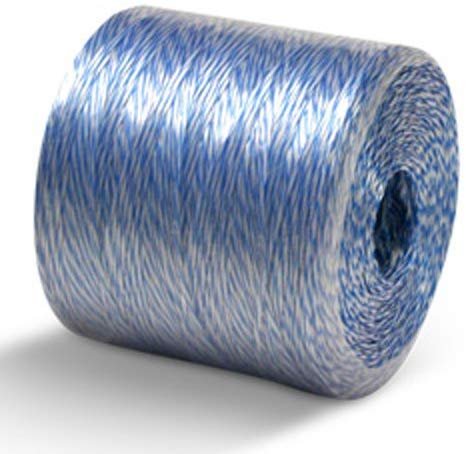 Conduit Pull Line - 6500', 210 lbs Tensile, Blue & White - StaplerManiaStore