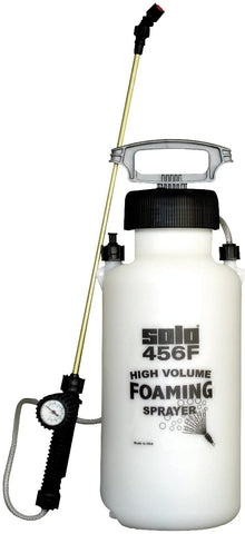 Solo 456-F 2-Gallon Foaming Sprayer Designed to Work with Foaming Chemicals and Green Cleaning Formulations - StaplerManiaStore