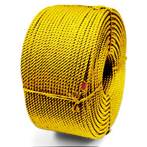 "Polypropylene Oyster Rope - 1/4"" x 1200 ft., Yellow - StaplerManiaStore"
