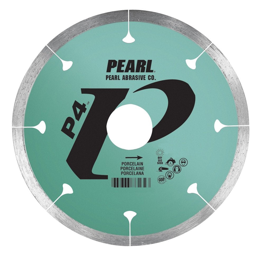 Pearl Abrasive P4 Tile and Stone Blade for Porcelain - StaplerManiaStore