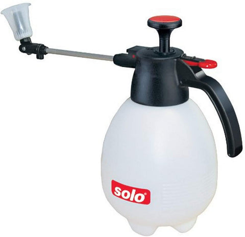 SOLO 419 2-Liter One-Hand Pressure Sprayer, Ergonomic Grip - StaplerManiaStore