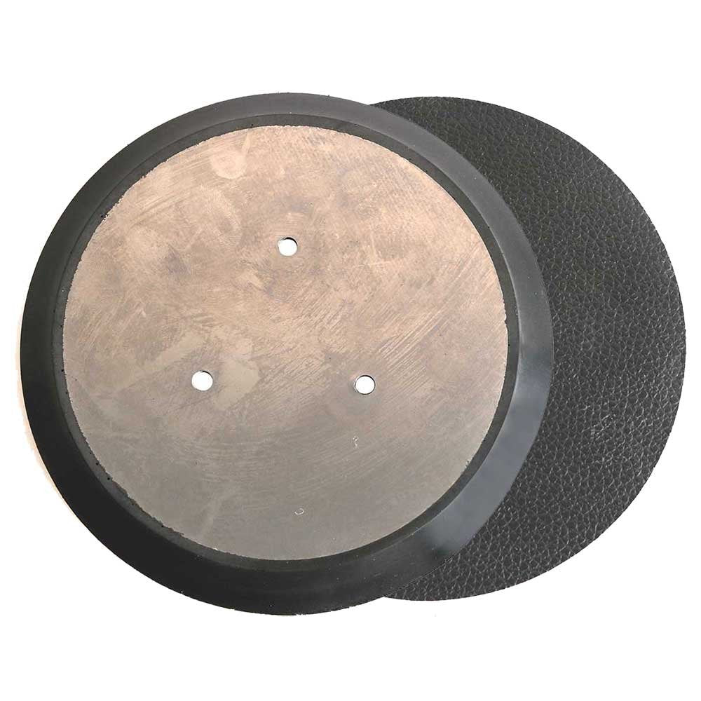 "Superior Pads and Abrasives RSP55 5"" Adhesive Sander Pad No Vacuum Hole Replaces DeWalt OE #151662-00 - StaplerManiaStore"