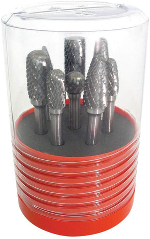 Pearl Abrasive CBKITP Double Cut Carbide Bur Kit