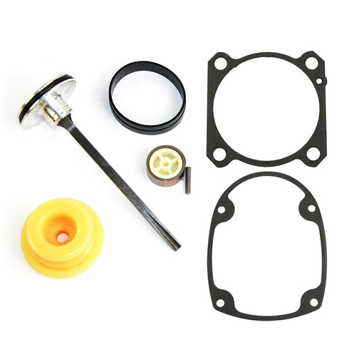 Superior Parts DBM83-04CQ - Carbide Driver, Bumper, Ribbon Spring, O-Ring & Gasket Service Kit for Hitachi NR83A / A2 - StaplermaniaStore