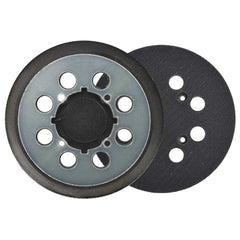 "Superior Pads and Abrasives RSP54 Aftermarket 5"" Dia 8 Vacuum Holes Hook & Loop Sanding Pad Replaces Dewalt N329079"