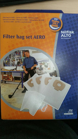 Dust Bags for Aero, 4/pk - StaplerManiaStore