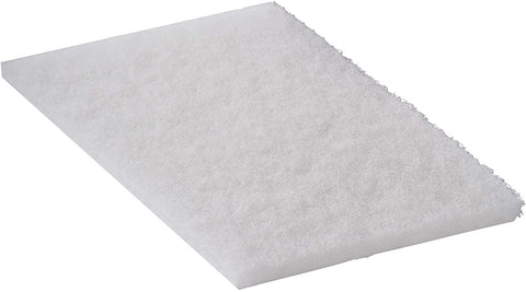 Americo Manufacturing 510110 92-98 Light Duty Hand Cleaning Pads (60 per Pack), White - StaplermaniaStore