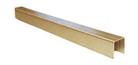 "1412 CLF 3/8"" X 1/2"" 22ga liquor Finish Staple 10,000 per box - StaplerManiaStore"