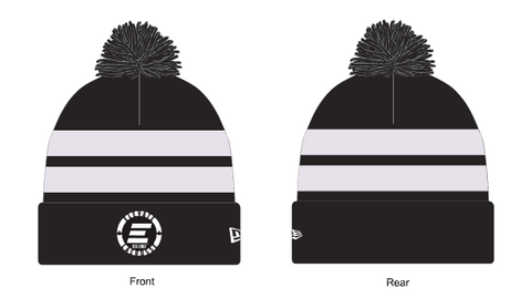 2018 ELEV8 Custom New Era Toque 2