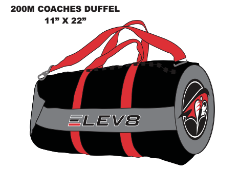 ELEV8 Custom Coaches Bag