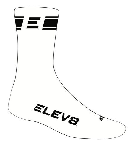 2018 Summer Custom ELEV8 Socks