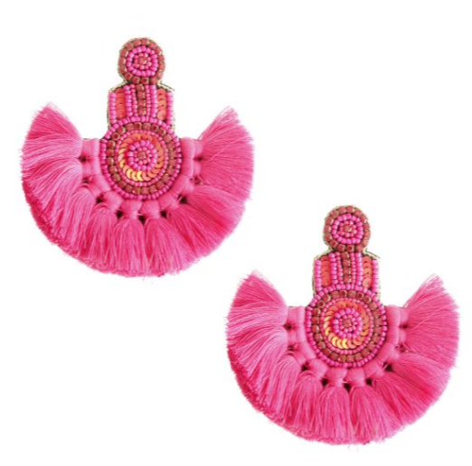 Kisha Statement Earrings