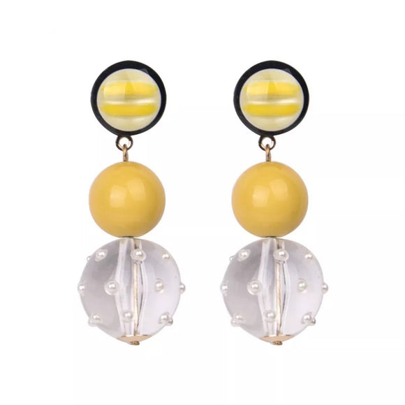Melody Ball Drop Earrings