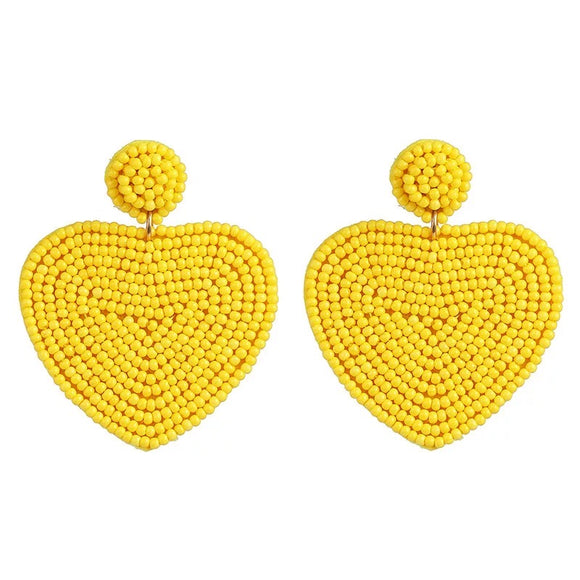 Amor Heart Earrings