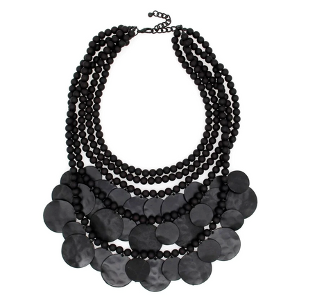 Mecca Beaded Necklace