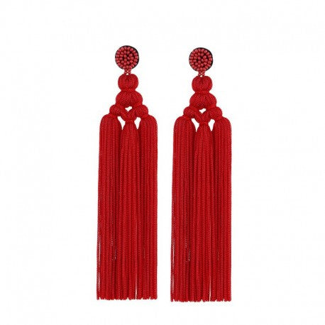Shepale Tassel Earrings