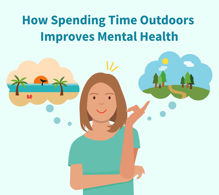Outdoor Therapy: How It's Good For Your Well-Being