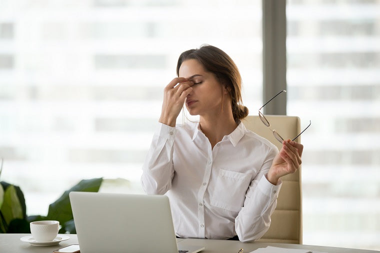 Migraines: Push Through the Work Day or Go Home?
