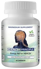 Health by Principle Magnesium Supplement