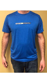 Limited Edition Health by Principle Endurance Men's Pulse Crew Shirt
