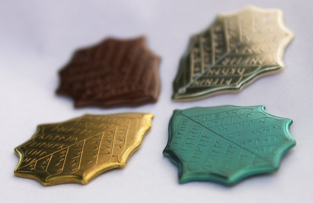 <i>Product Announcement:</i><br>Elvish Four Leaf Set