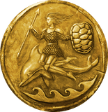 Princess Nymeria of Dorne Coin