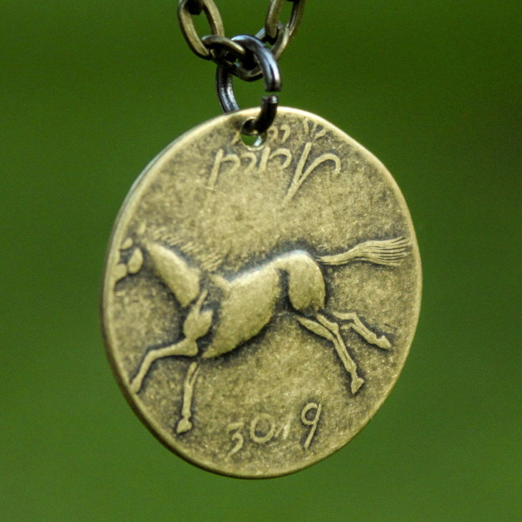 ROHAN™ Brass Brumby Necklace
