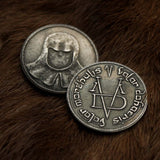 Iron Coin of the Faceless Man - Valar Morghulis - by Shire Post Mint