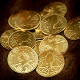 Bulk Quellon Greyjoy Half-Dragons Gaming Coins