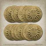 15 Oberyn Martell Half-Dragons Gaming Coins