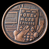 One More Episode / Go to Bed Decision Maker Coin