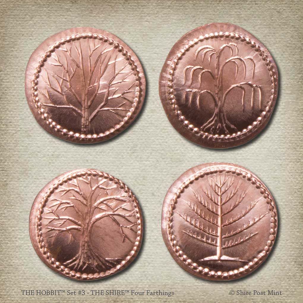 The Hobbit™ Set #3 - The Shire Four Farthings