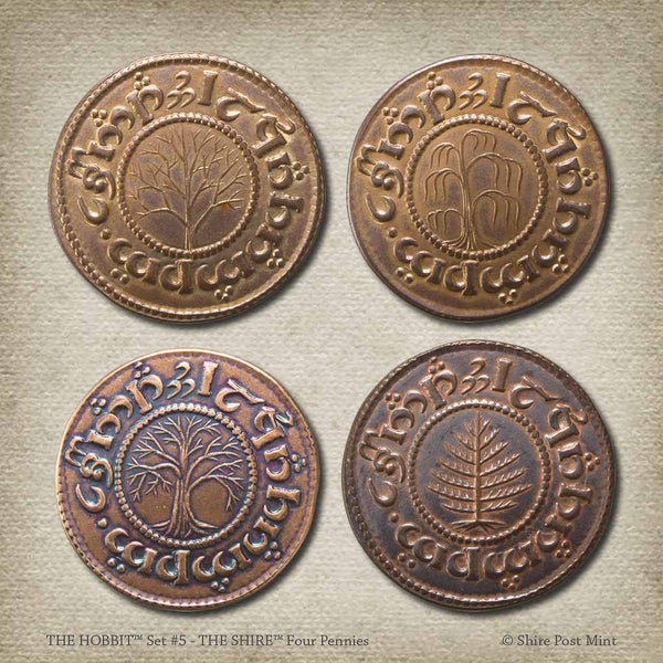 The Hobbit™ Set #5 - The Shire Four Pennies