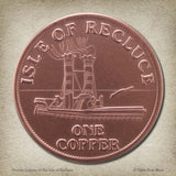 Dorrin Copper of the Isle of Recluce